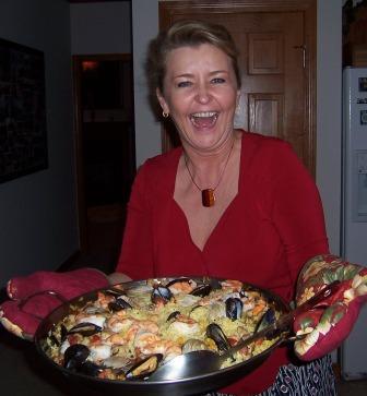 Galician Paella recipe