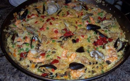 Galician Paella