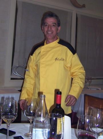 Tomas Fernandez from Restaurante Asador Alameda