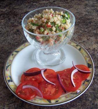 Light Quinoa Salad