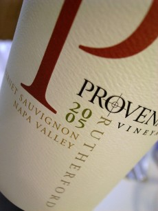 Provenance Cab 2005A