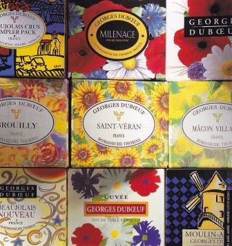 The fuss about Beaujolais Nouveau