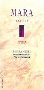 The art of Zinfandel