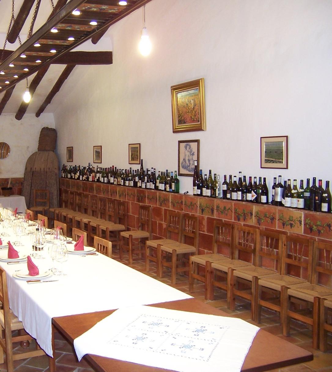Casa Castillo Tasting room (photo Vera Czerny)