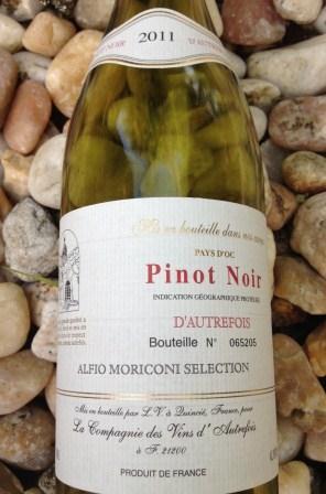 dautrefois Pinot Noir1Comp