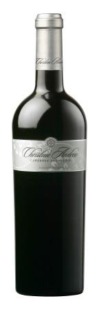 Christine Andrew Cab 2007 bottle