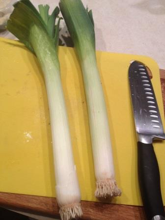 The longer (leek) the better