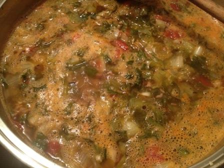 C Escarole soup5