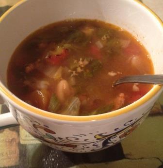 Henriette's Escarole Soup