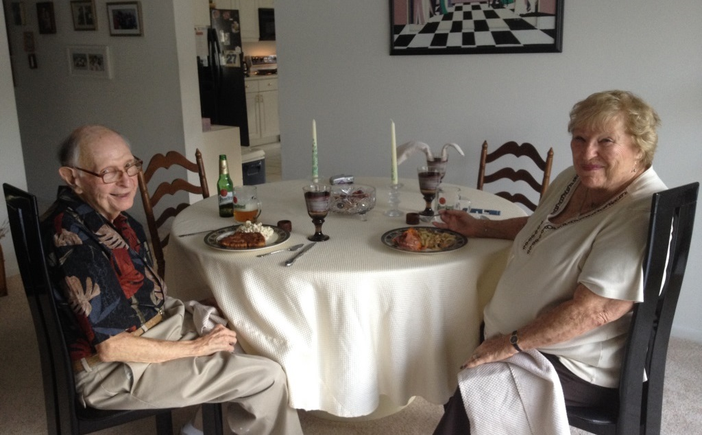 65th Anniversary dinner