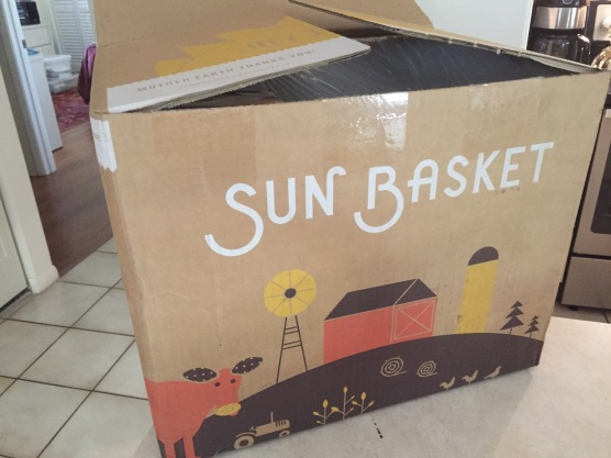 My first Sun Basket