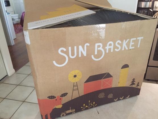 My first Sun Basket